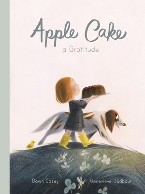 cover image of Apple Cake: A Gratitude