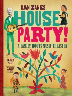 cover image of Dan Zanes' House Party!