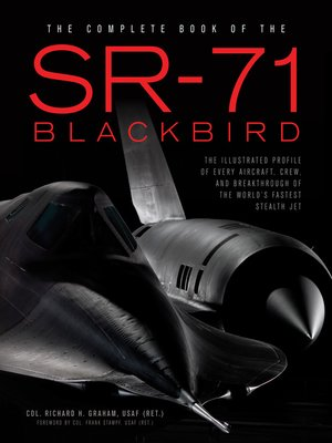 cover image of The Complete Book of the SR-71 Blackbird