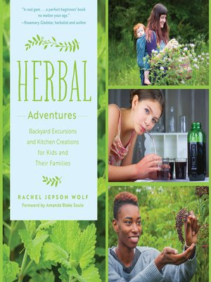 cover image of Herbal Adventures