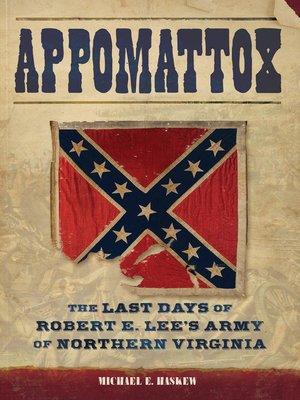 cover image of Appomattox