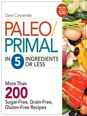 cover image of Paleo/Primal in 5 Ingredients or Less