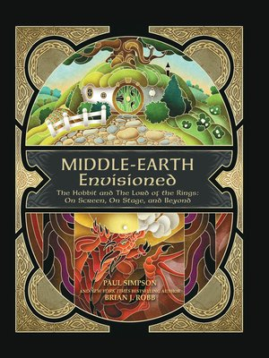 cover image of Middle-earth Envisioned