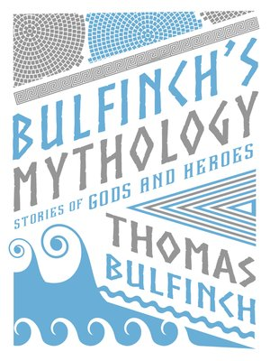 cover image of Bulfinch's Mythology