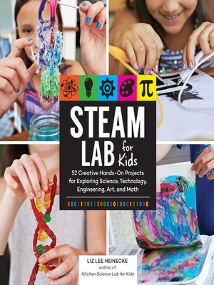 cover image of STEAM Lab for Kids
