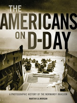 cover image of The Americans on D-Day