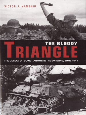 cover image of The Bloody Triangle