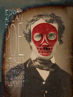 cover image of Classics Reimagined, Edgar Allan Poe