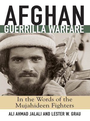 cover image of Afghan Guerrilla Warfare