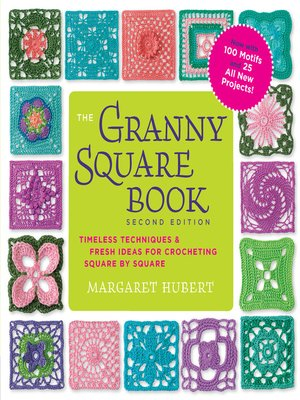 cover image of The Granny Square Book