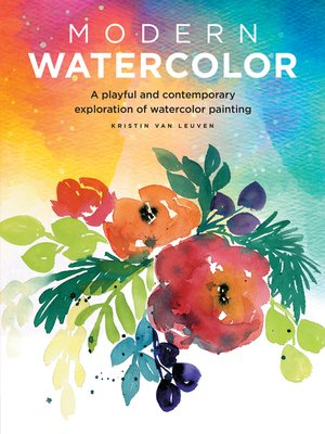 cover image of Modern Watercolor