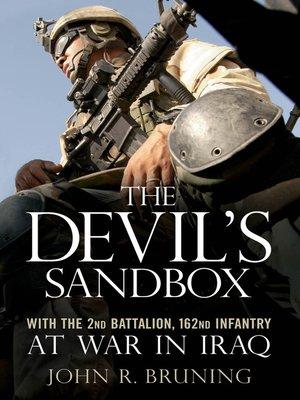 cover image of The Devil's Sandbox