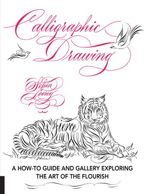 cover image of Calligraphic Drawing