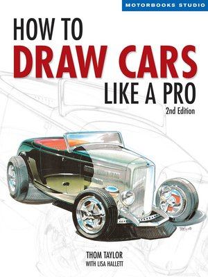 cover image of How to Draw Cars Like a Pro