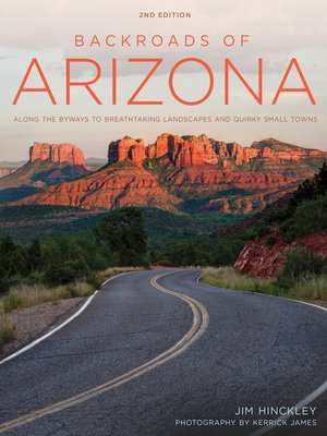 cover image of Backroads of Arizona--