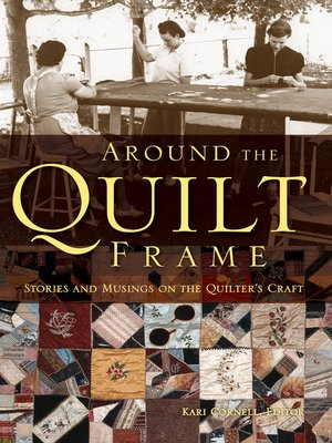 cover image of Around the Quilt Frame