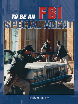 cover image of To Be an FBI Special Agent
