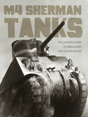 cover image of M4 Sherman Tanks