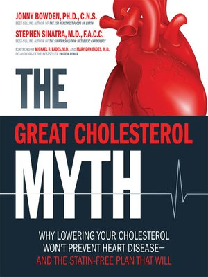 cover image of The Great Cholesterol Myth