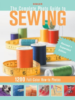 cover image of Complete Photo Guide to Sewing