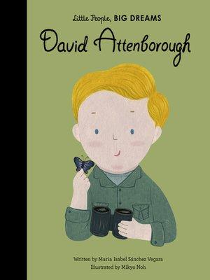 cover image of David Attenborough