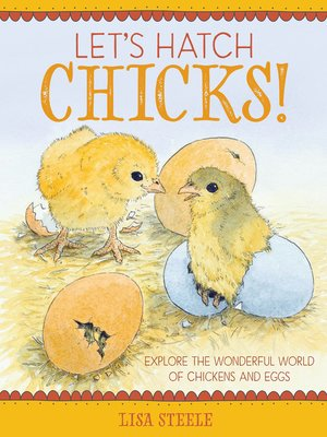 cover image of Let's Hatch Chicks!