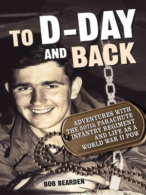 cover image of To D-Day and Back