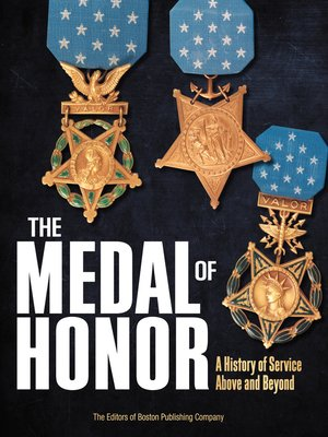cover image of The Medal of Honor