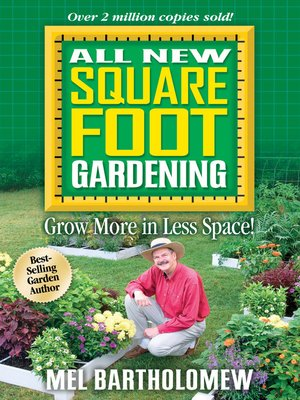 cover image of All New Square Foot Gardening