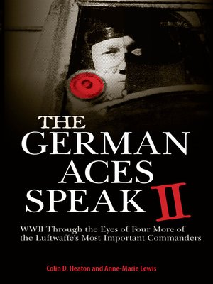 cover image of The German Aces Speak II