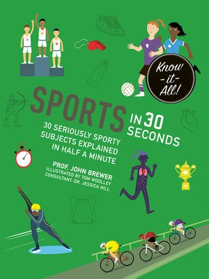 cover image of Sport in 30 Seconds