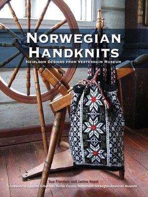 cover image of Norwegian Handknits
