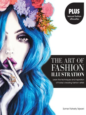 cover image of The Art of Fashion Illustration