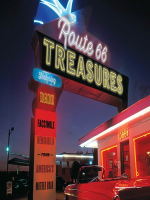 cover image of Route 66 Treasures