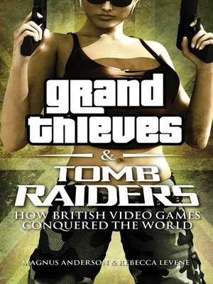 cover image of Grand Thieves & Tomb Raiders