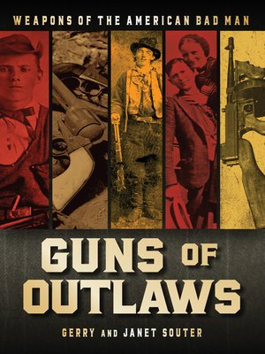 cover image of Guns of Outlaws