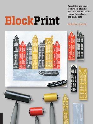 cover image of Block Print