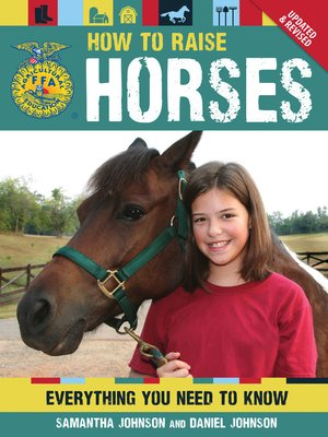 cover image of How to Raise Horses