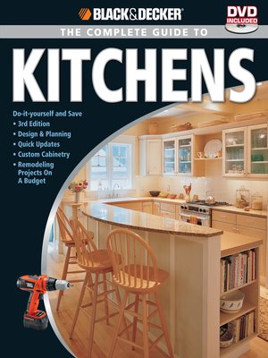 cover image of The Complete Guide to Kitchens