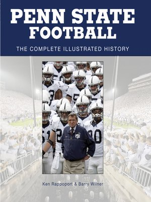 cover image of Penn State Football