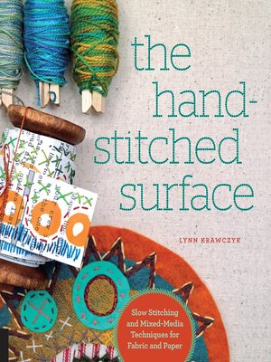 cover image of The Hand-Stitched Surface
