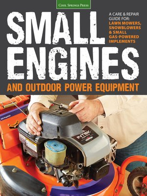 cover image of Small Engines and Outdoor Power Equipment