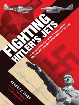 cover image of Fighting Hitler's Jets