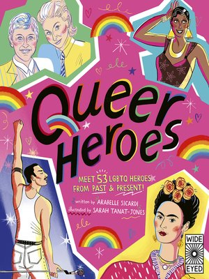 cover image of Queer Heroes