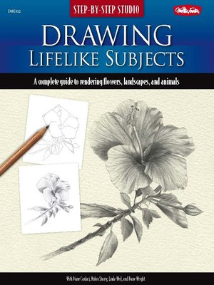 cover image of Drawing Lifelike Subjects