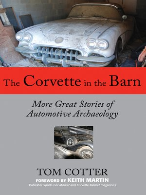 cover image of The Corvette in the Barn
