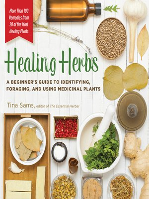 cover image of Healing Herbs