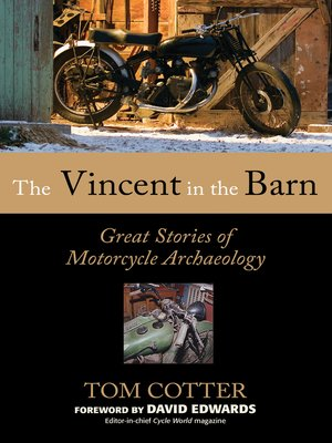 cover image of The Vincent in the Barn