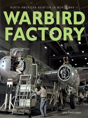 cover image of Warbird Factory