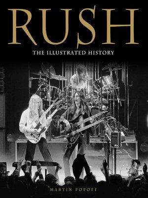 cover image of Rush--Updated Edition